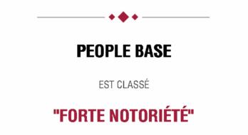 PEOPLE BASE CBM élu comme un des meilleurs cabinets de conseil …